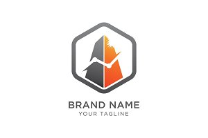 Simple Finance - Logo Template