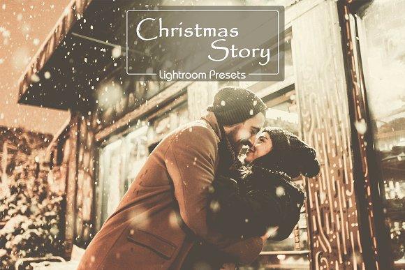 20 Christmas Story LR Presets