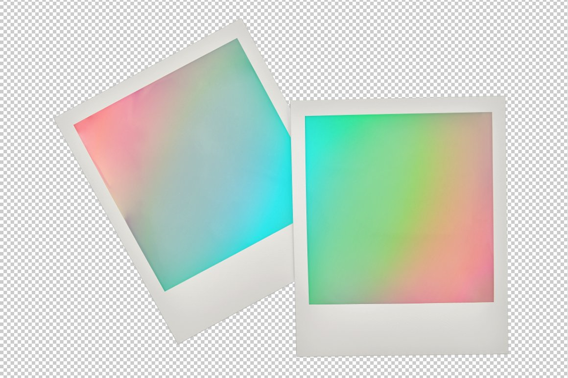 Polaroid photo frames PNG ~ Graphic Objects ~ Creative Market