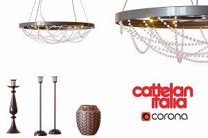CRISTAL by Cattelan Italia + Decor