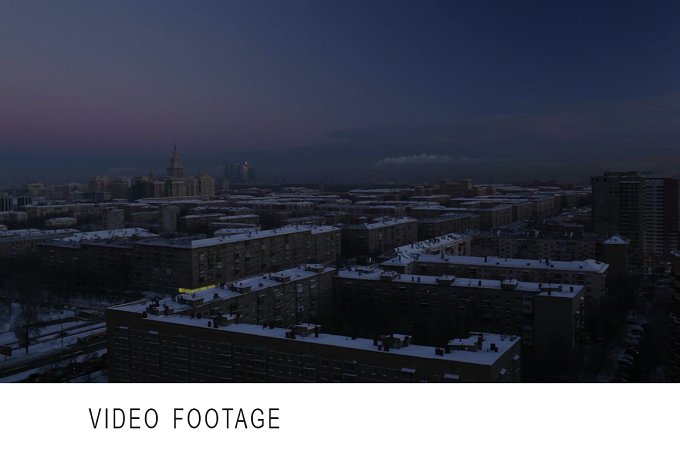Sunrise over the city. Time lapse. - Architecture