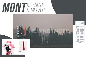 Mont - Keynote Template