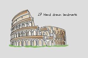 27 Landmarks