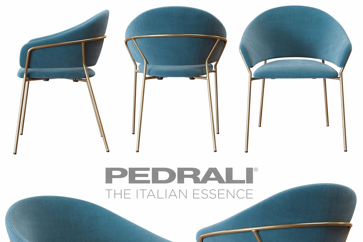JAZZ_Chair_by_Pedrali in Furniture - product preview 8