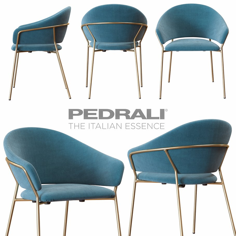 JAZZ_Chair_by_Pedrali in Furniture