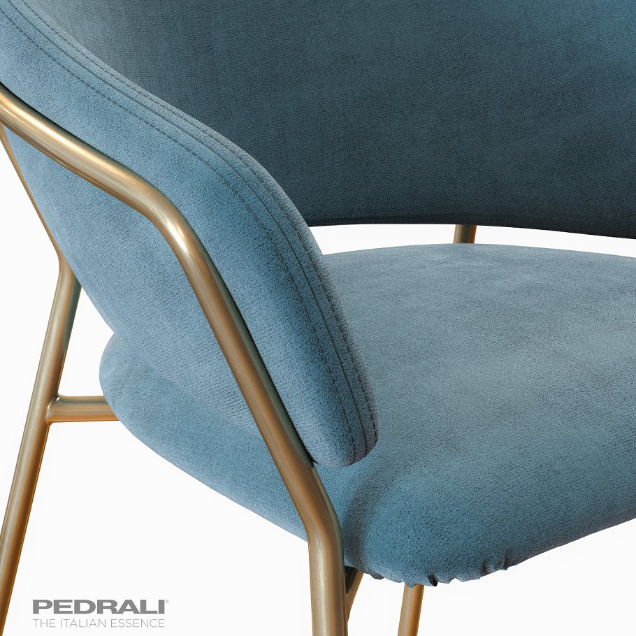 JAZZ_Chair_by_Pedrali in Furniture - product preview 1