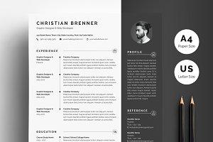 Modern Resume & Cover
