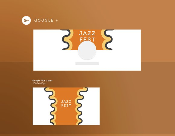Branding Pack | Jazz Festival in Stationery Templates - product preview 4