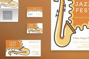 Print Pack | Jazz Festival