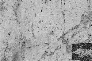 Stuccoed Wall Detail