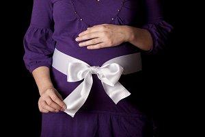 Pregnant woman