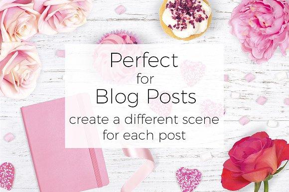 Valentines Scene Creator - Top View in Scene Creator Mockups - product preview 2