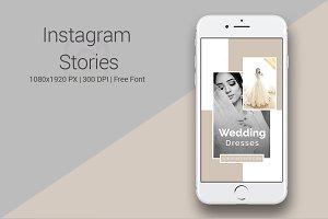 Wedding Dresses Instagram Stories