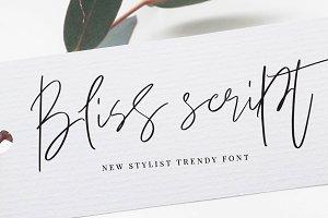 Bliss Script Stylist!