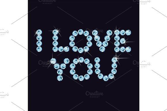 love you diamond