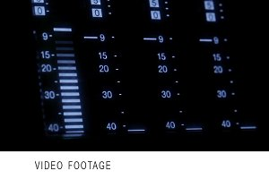Broadcast video player, equalizer.