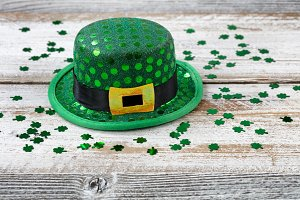 Lucky Irish Hat for St Patrick Day