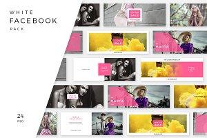 Pink Facebook Pack