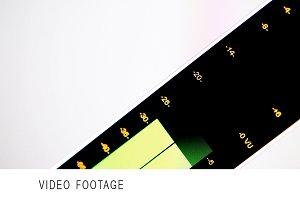 Digital equalizer in film editing