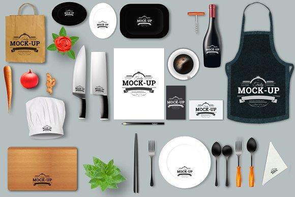 Download Restaurant Mock-Up Creator