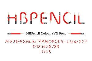 HBPENCIL SVG Font