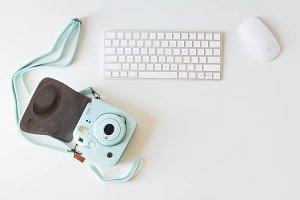 Blogger Work Area