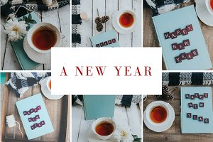 A Blogger's New Year