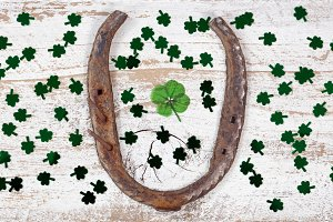 Traditional Luck Items of St Patrick
