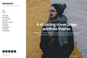 Starboard – WordPress Portfolio