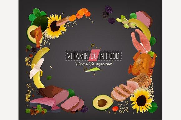 Vitamin B6 Background