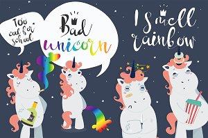 Very BAD Unicorn