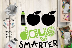 100 Days Smarter Cutting File