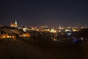 Night Prague