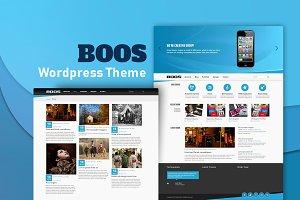 BOOS Wordpress Theme