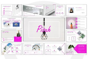 Pisuh Creative Powerpoint