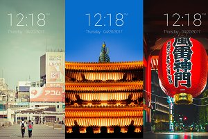 Tokyo 2020: Phone Wallpaper Set 2
