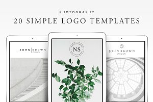 Simple Logo Templates
