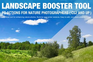Landscape Booster Action