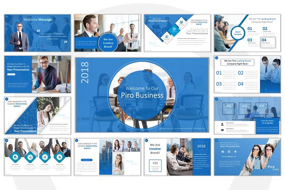 Piro Business Powerpoint