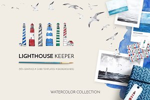 -70% LIGHTHOUSE KEEPER