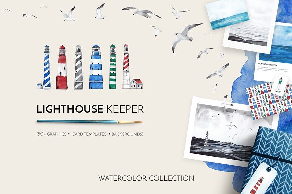 -60% LIGHTHOUSE KEEPER