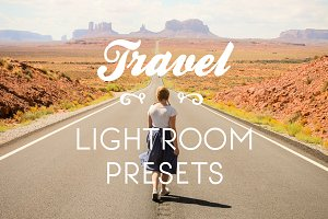 Set of 12 Travel Lightroom Presets