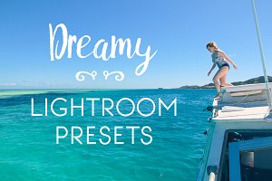 Set of 12 Dreamy Lightroom Presets