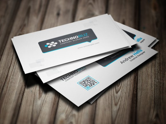 Business Cards-Graphicriver中文最全的素材分享平台