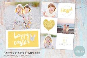 AE010 Easter Card