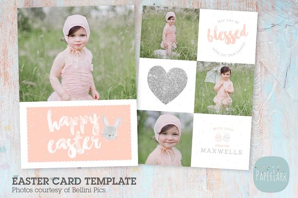AE011 Easter Card