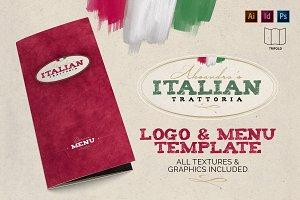 Italian Trattoria Menu