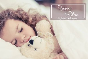 "20 ""Sleeping Children"" LR Presets"