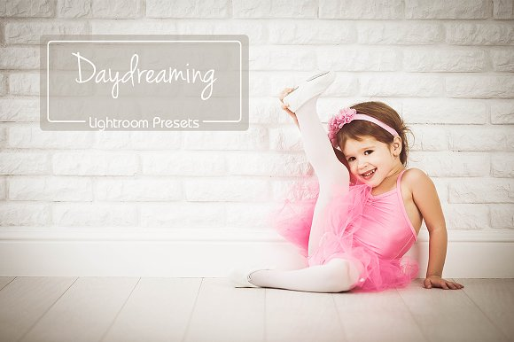 "20 Lightroom ""Daydreaming"" -Graphicriver中文最全的素材分享平台"
