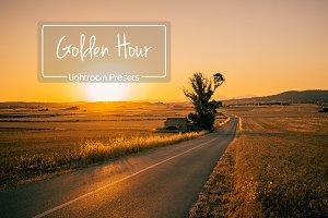 """20 Lightroom Presets """"Golden Hour"""""""